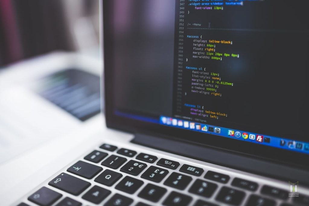 Designing a Dispensary Website